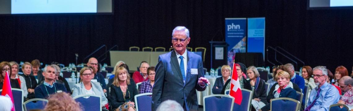 The Health Alliance Farewell Professor Don Matheson